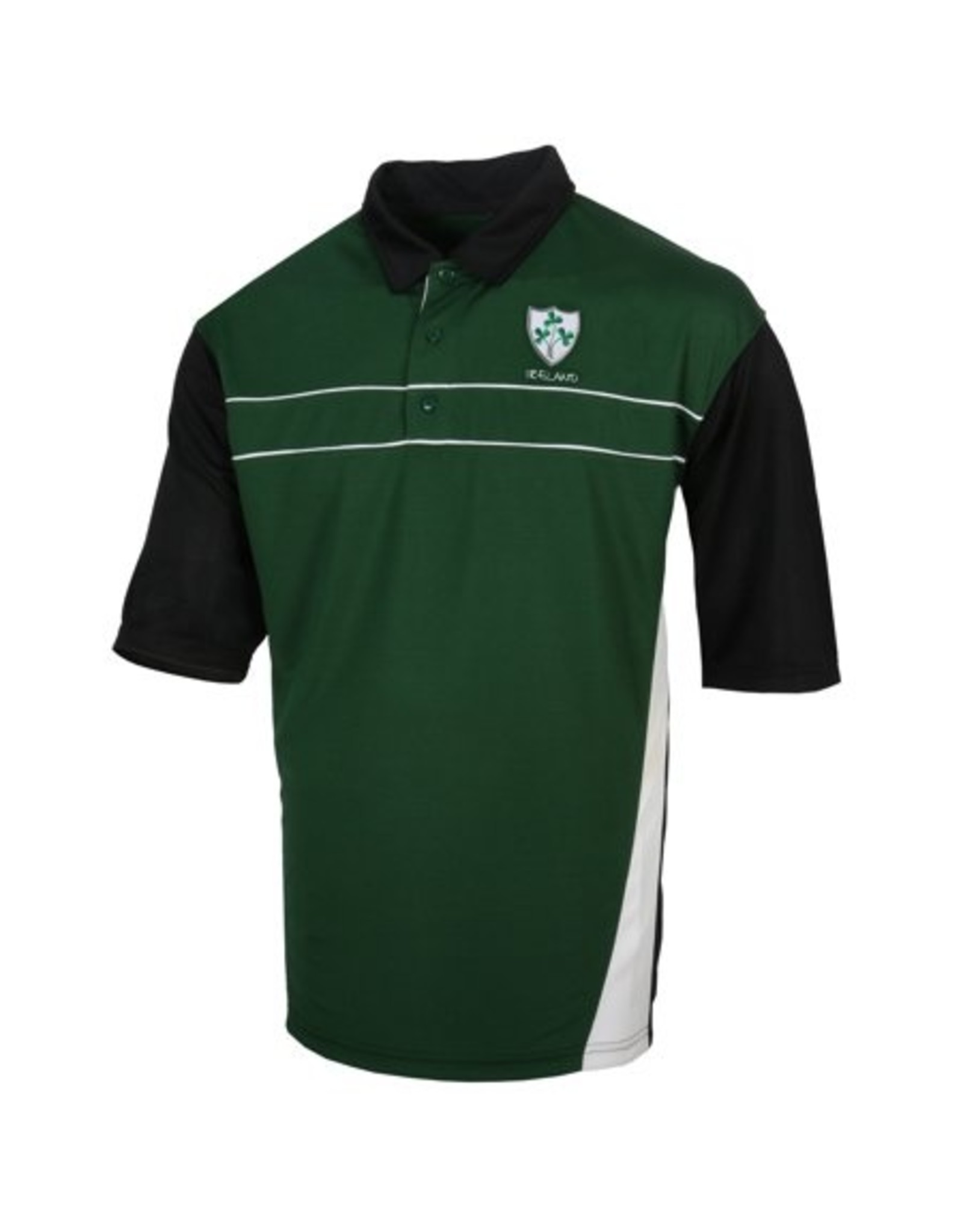 Malham USA Rugby Shamrock Breathlite  Polo