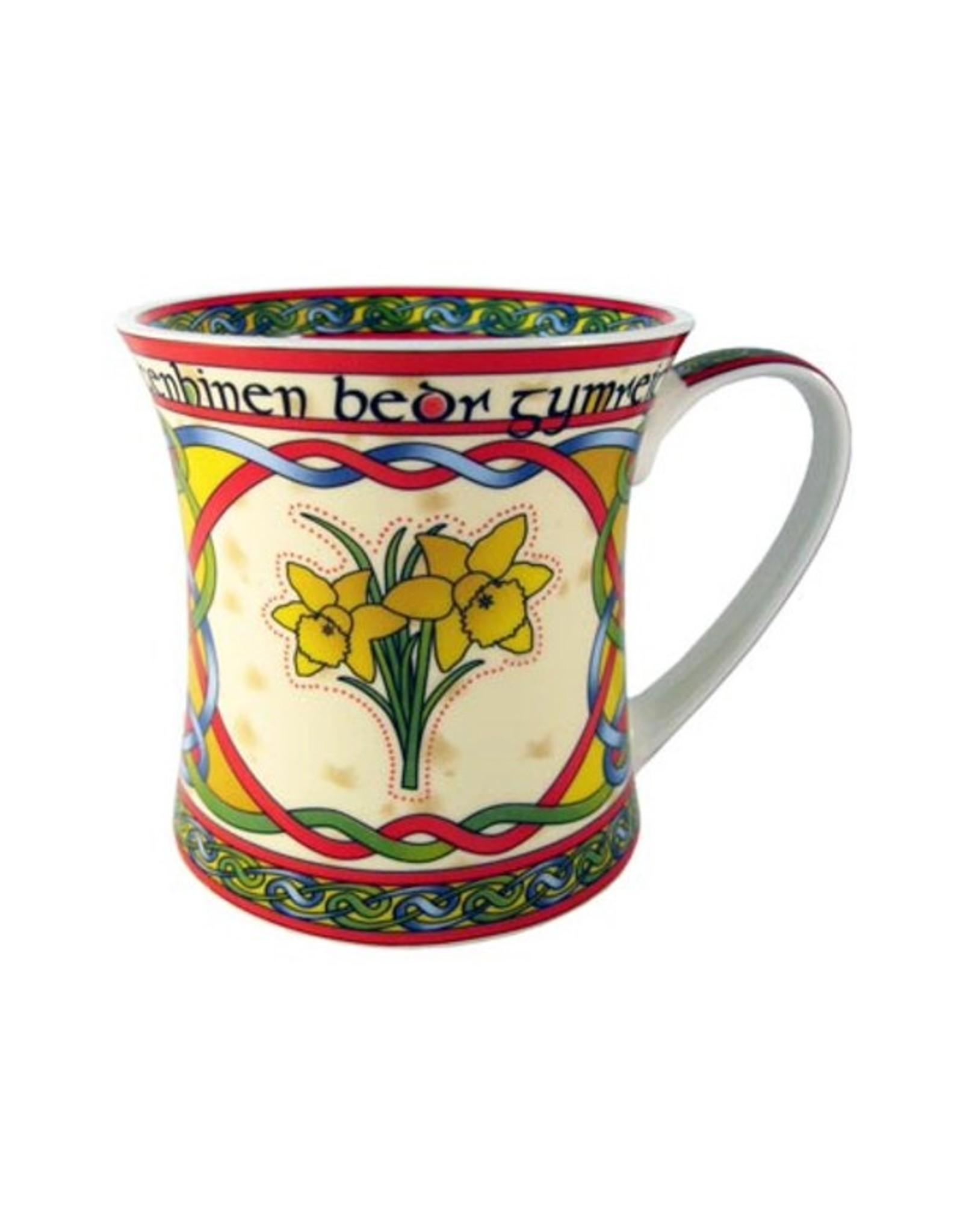 Royal Tara Welsh Daffodil Mug