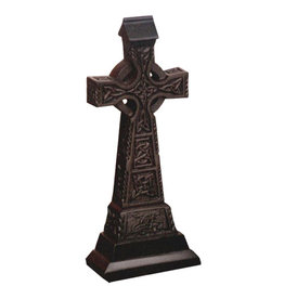 Black Bog Collection Black Bog Celtic Cross 10""