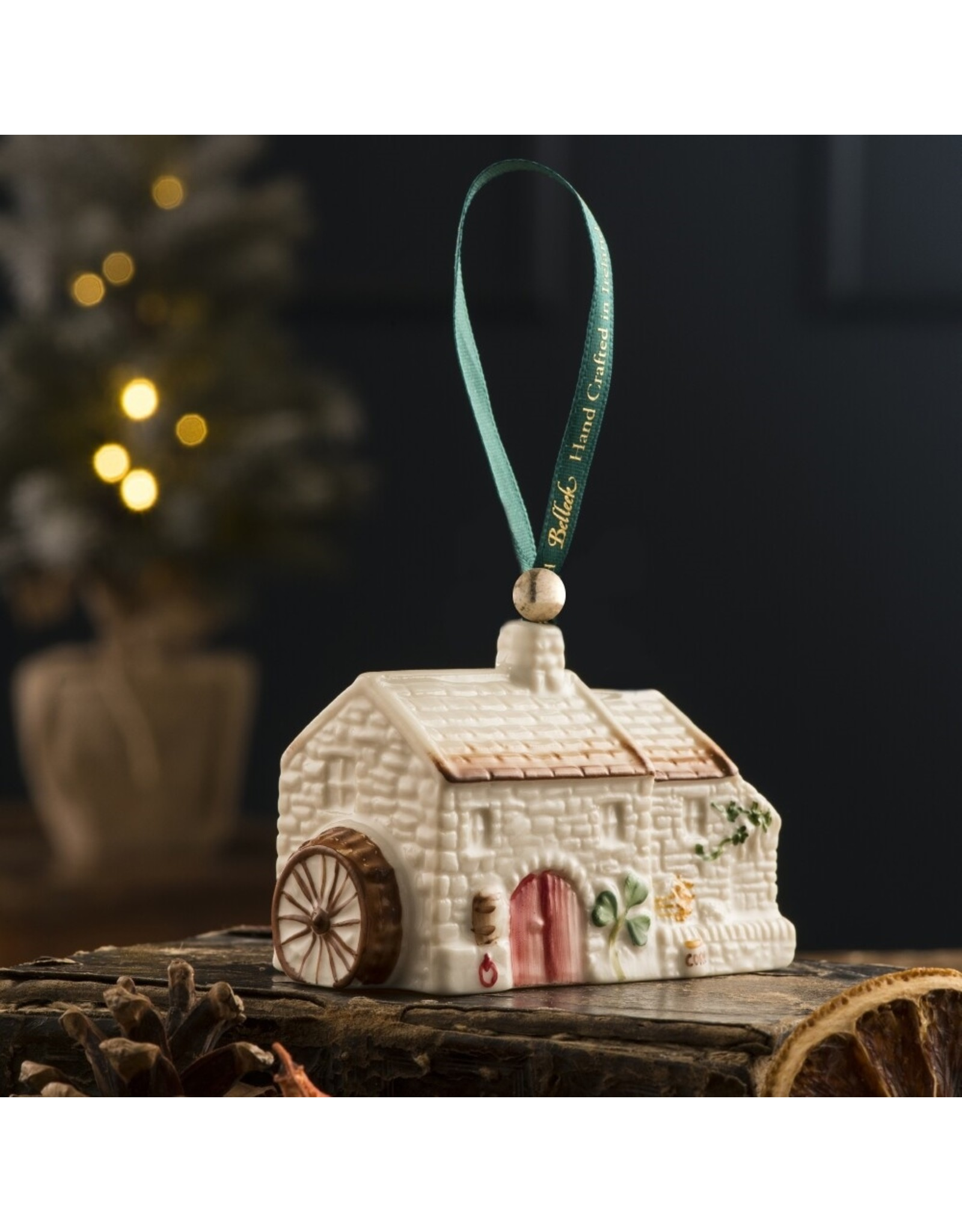 Belleek Annalong Cornmill Annual Ornament 2020 by Belleek