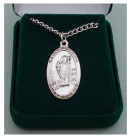 Robert Emmet Company St. Patrick Oval Medal