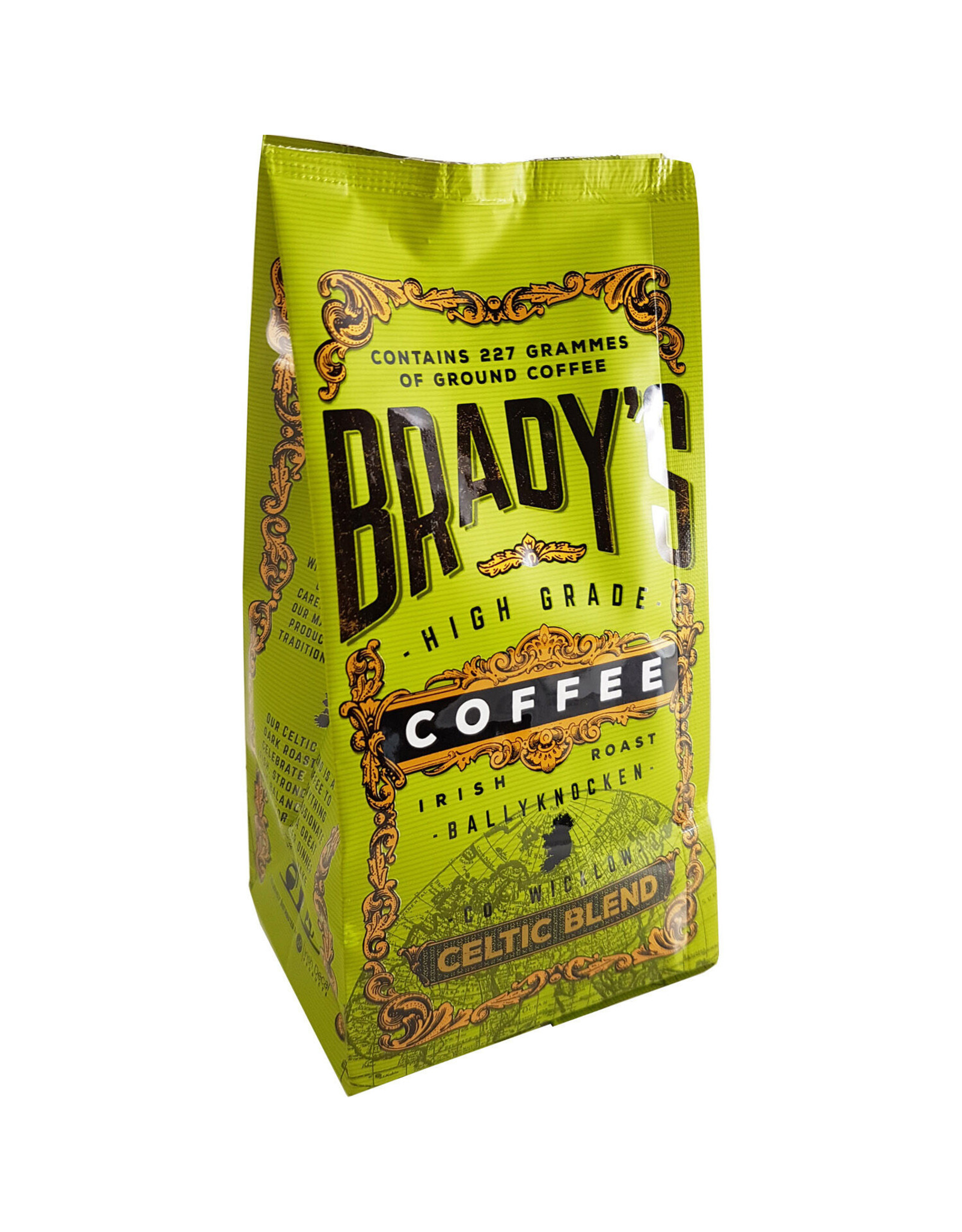 Brady's Brady's Celtic Blend Coffee 227g