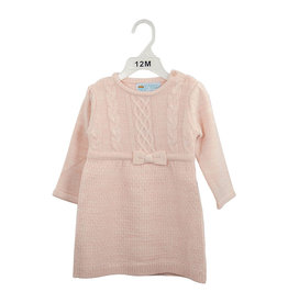 Bridgets of Erin Aran Dress Pretty in Pink - Size 3T