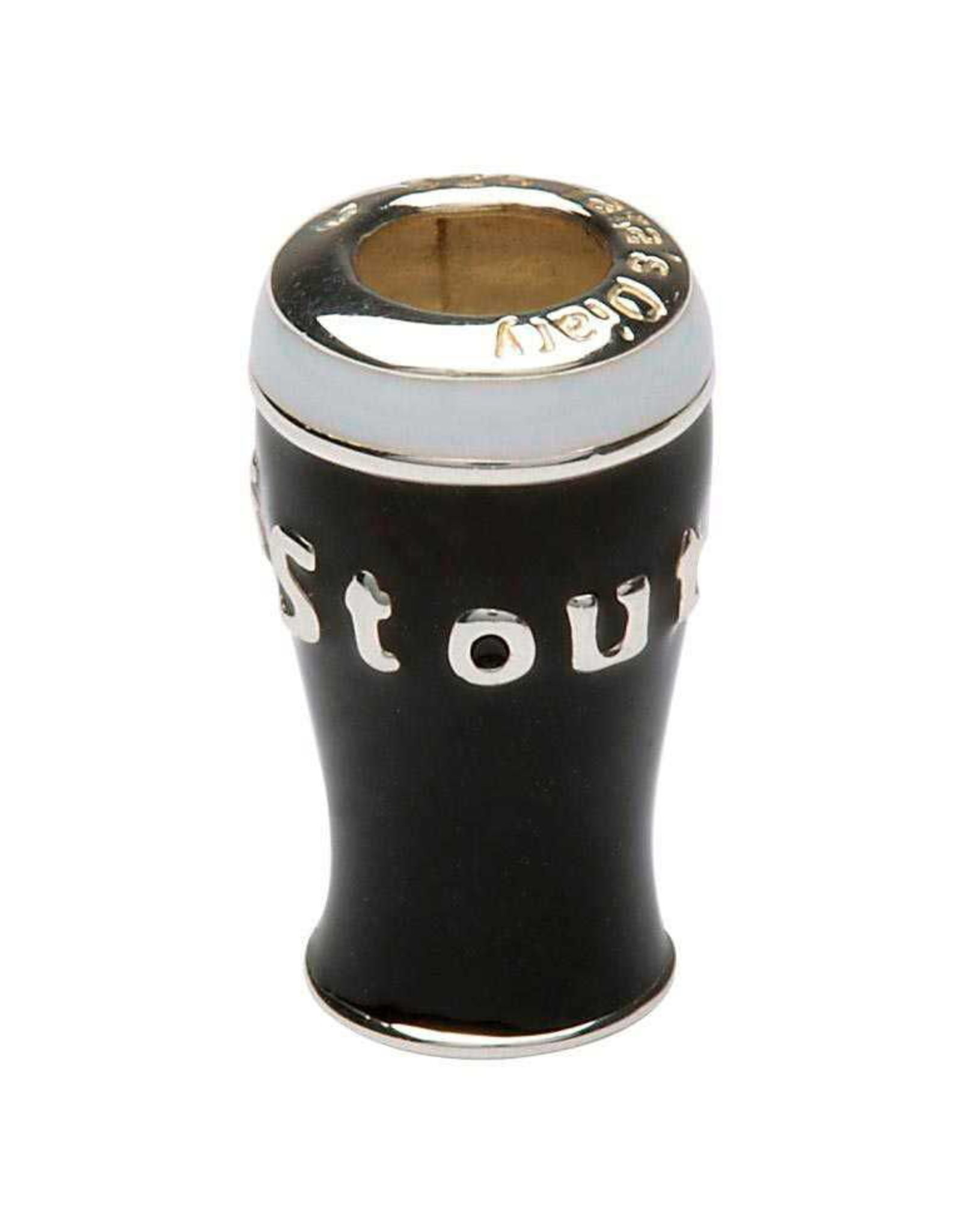 Shanore Sterling Silver Pint of Stout Bead