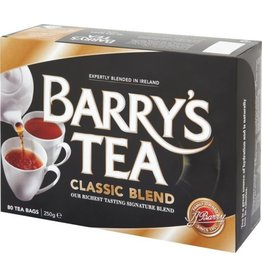 Barrys Tea Barrys Tea Classic 80 bags 250g (8.8oz)