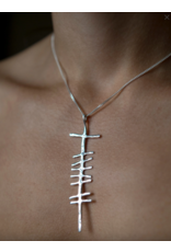 Ogham Treasure Ogham Treasure: Love Pendant
