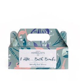 Dublin Herbalists I Am...Bath Bombs Gift Set by Dublin Herbalist