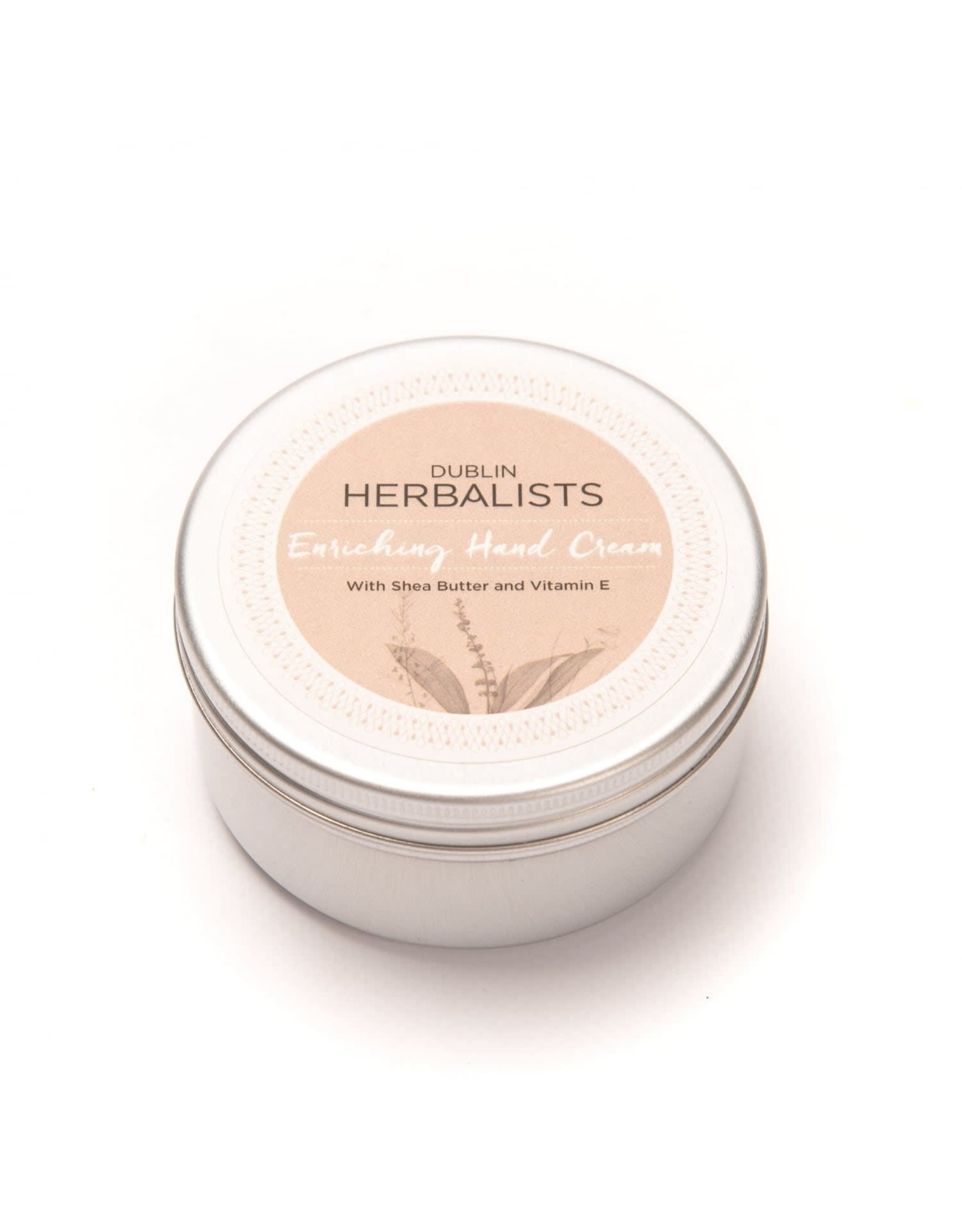 Dublin Herbalists Enriching Hand Cream with Lemongrass and Bergamot by Dublin Herbalists