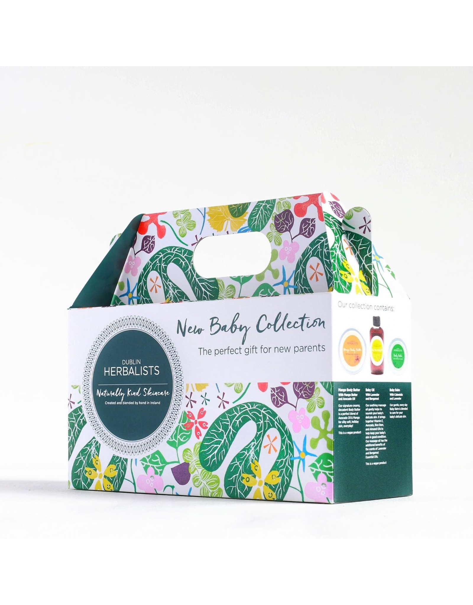 Dublin Herbalists New Baby Collection Gift Box by Dublin Herbalists