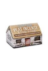 The Turf Peat Incense Co. Scottish Peat Incense and Burner Set