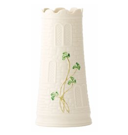 Belleek Belleek Castle Vase