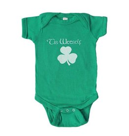Celtic Attitudes 'Tis Weeself Onesie