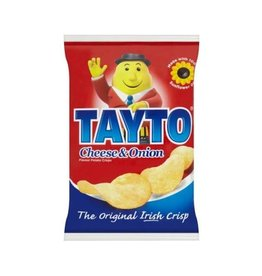 Tayto Tayto Cheese & Onion 45g Bag