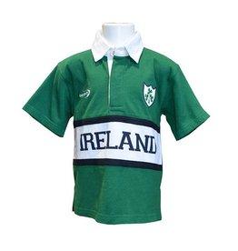 Lansdowne Kid's Ireland Rugby Shirt
