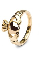 Shanore 10k Gold Ladies Claddagh Ring