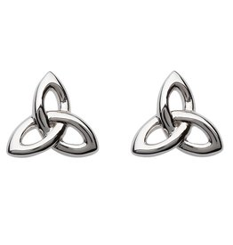 Shanore Trinity Knot Stud Earrings