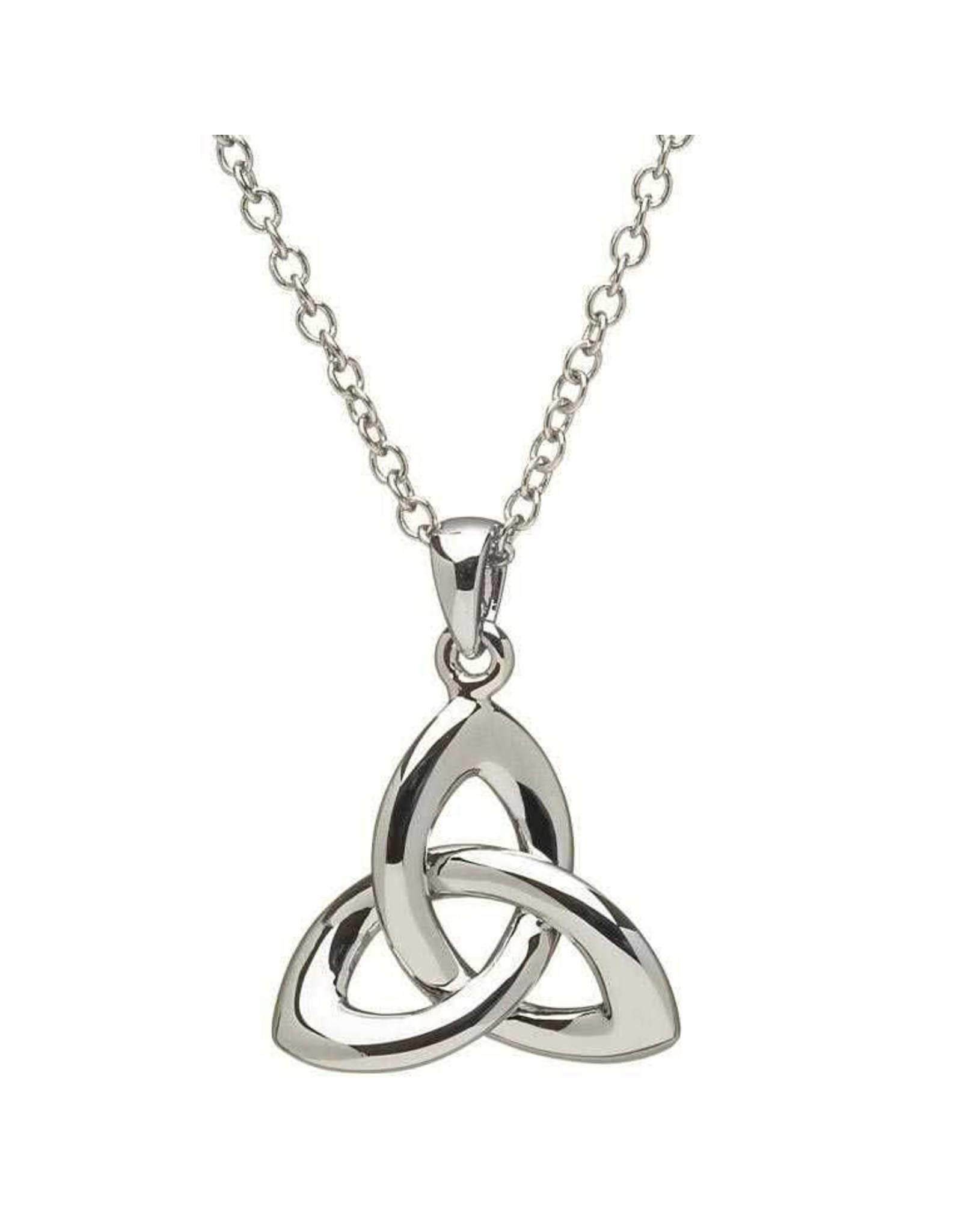 Shanore Silver Trinity Pendant