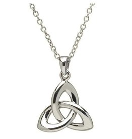 Shanore Silver Trinity Pendant
