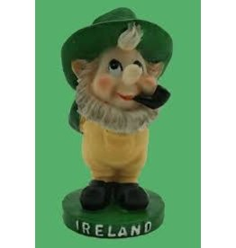 Liffey Artefacts Leprechaun Figureen:  Pipe