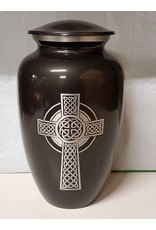 Liffey Artefacts Celtic Cross Urn