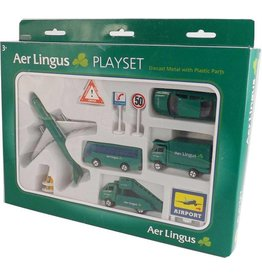 Irish Decal Products Aer Lingus Playset
