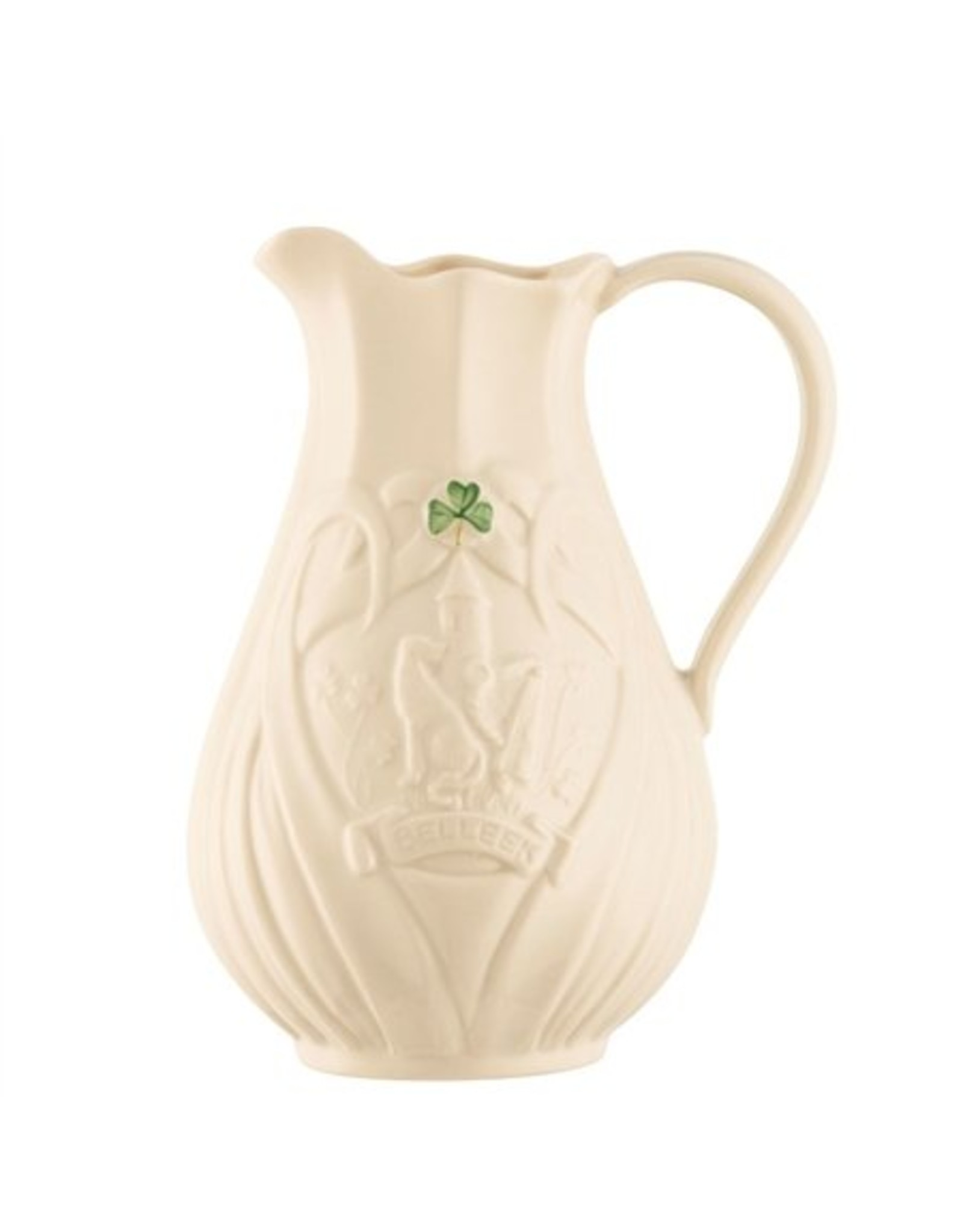 Belleek Belleek 2018 Edition Trademark Pitcher