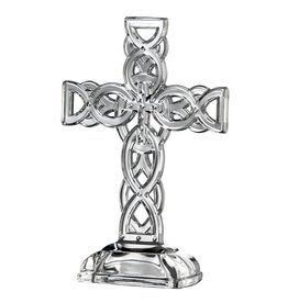 Galway Crystal Galway Crystal Celtic Cross
