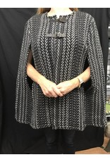 Branigan Weavers Branigan Ashling Cape: Random Grey