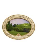 Grasslands Road Claddagh Oval Photo Frame