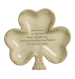 Grasslands Road Shamrock Candy Dish