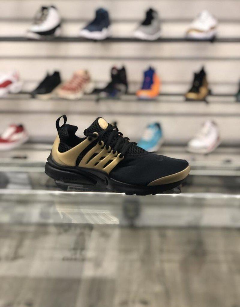 NIKE AIR PRESTO (BLACK) GOLD PACK