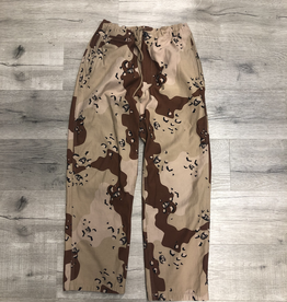 NEEDLES/NUMBER NINE DESERT CAMO PANT