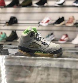 Sneakers AIR JORDAN 5 GREEN BEAN