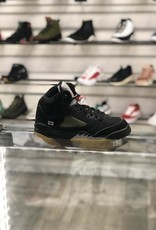 AIR JORDAN 5 BLACK METALIC