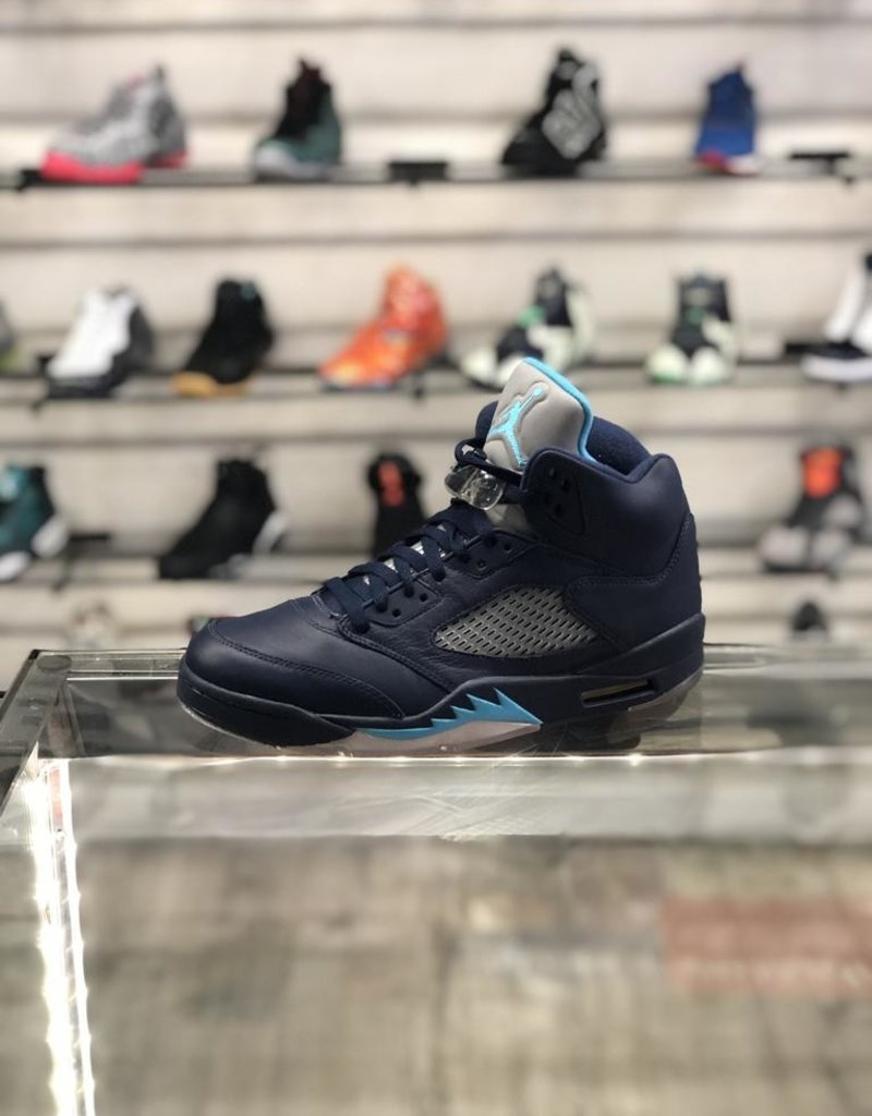 AIR JORDAN 5 PRE-GRAPE HORNETS