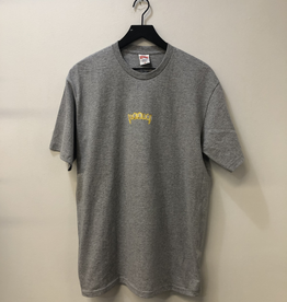 SUPREME FRONTS TEE GREY