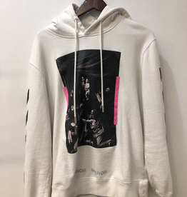 OFF WHITE CARVIAGO WHITE AND PINK