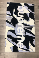 CLOTHES SUPREME ABSTRACT BEACH TOWEL