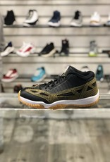 Sneakers AIR JORDAN 11 LOW IE BLK/YLW