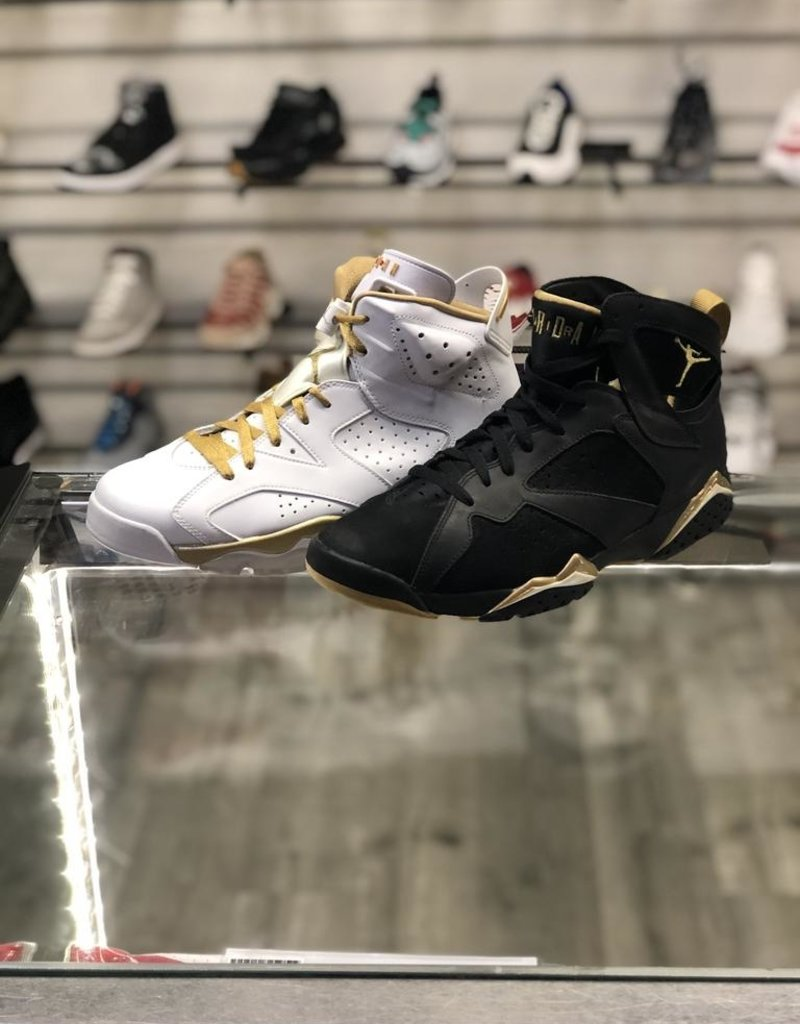 Sneakers AIR JORDAN 6 & 7 GOLDEN MOMENTS PACKAGE