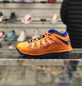 Sneakers NIKE LEBRON X LOW KNICKS BLUE