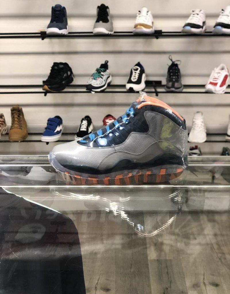 Sneakers AIR JORDAN 10 BOBCAT