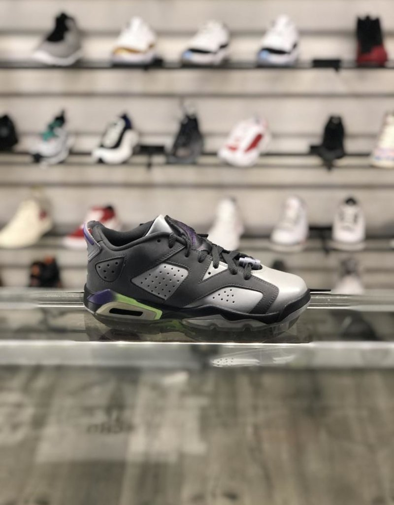 Sneakers AIR JORDAN 6 LOW GREY/VIOLET