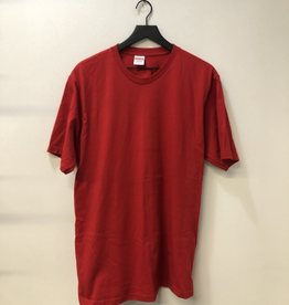 SUPREME TEE BLANK (RED)