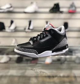 AIR JORDAN 3 BLACK CEMENT 2011
