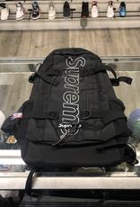 SUPREME FW18 BACKPACK BLACK