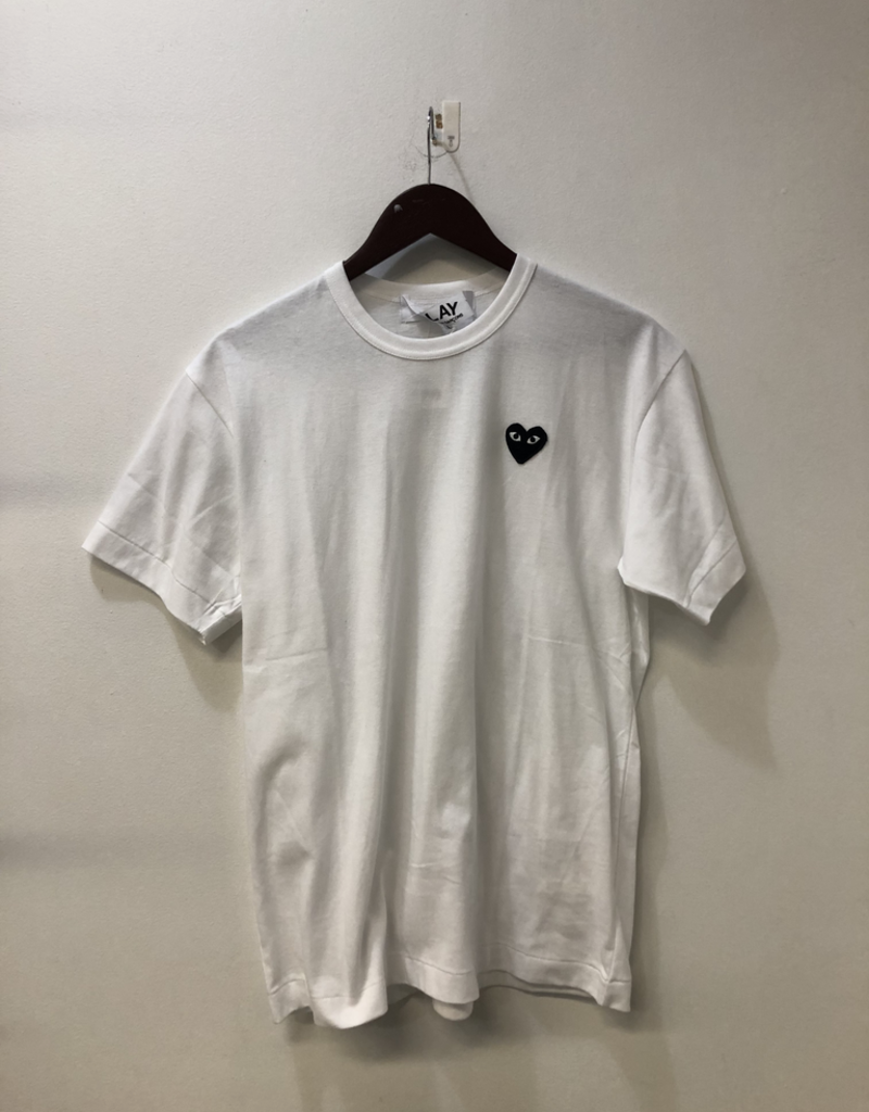 CDG WHITE T-SHIRT