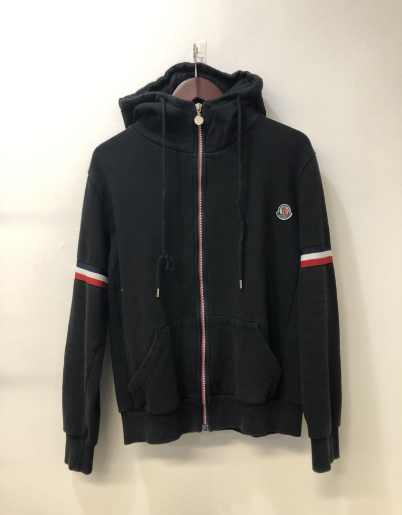 CLOTHES MONCLER ZIP UP HOODIE