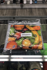 SUPREME FRUITS GREY TEE SHIRT