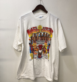 CLOTHES 1993 BULLS WHITE TEE SHIRT